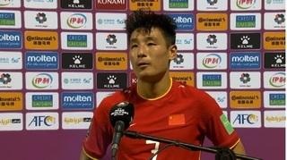 Tiền đạo Trung Quốc tiết lộ thông tin bất ngờ ở trận gặp Việt Nam