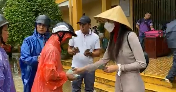 Một huyện ở Quảng Nam được yêu cầu cung cấp tài liệu trao từ thiện của ca sĩ Thủy Tiên