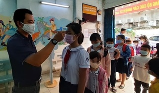 TPHCM: Nhiều băn khoăn với tiêu chí để mở cửa trường học