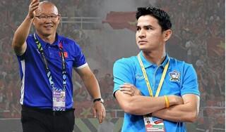 HLV Kiatisak nói gì về trận thua của tuyển Việt Nam trước Trung Quốc?