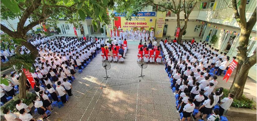 Trường THCS Hoàn Kiếm – Nơi chắp cánh những ước mơ tuổi thơ