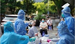 Đi chăm bệnh nhân tại BV Việt Đức, người phụ nữ quê Nam Định mắc Covid-19