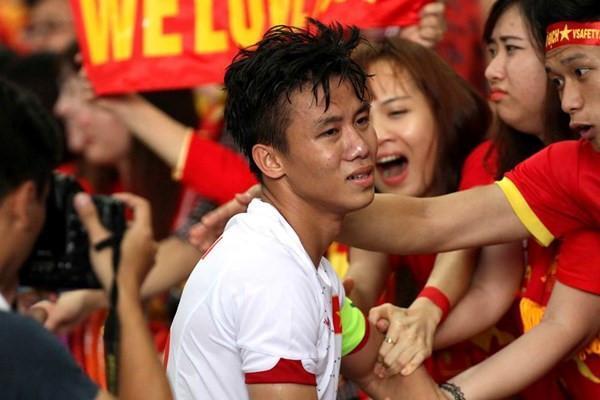 Tuyển Việt Nam đón tin kém vui về nhân sự trước trận gặp Oman