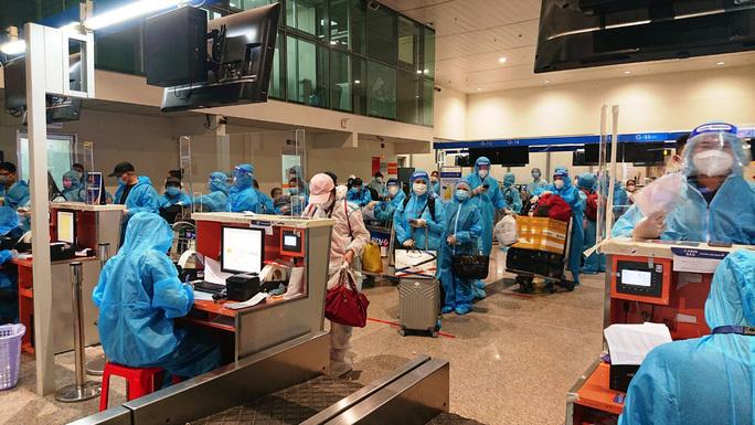 750 người dân Quảng Nam có hoàn cảnh khó khăn trở về quê trên 4 chuyến bay