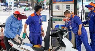 Từ 15h chiều 11/10, giá xăng dầu trong nước đồng loạt tăng mạnh