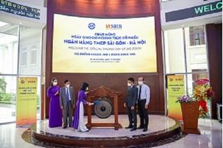 SHB chính thức giao dịch cổ phiếu trên HOSE, mở ra triển vọng tăng trưởng mới