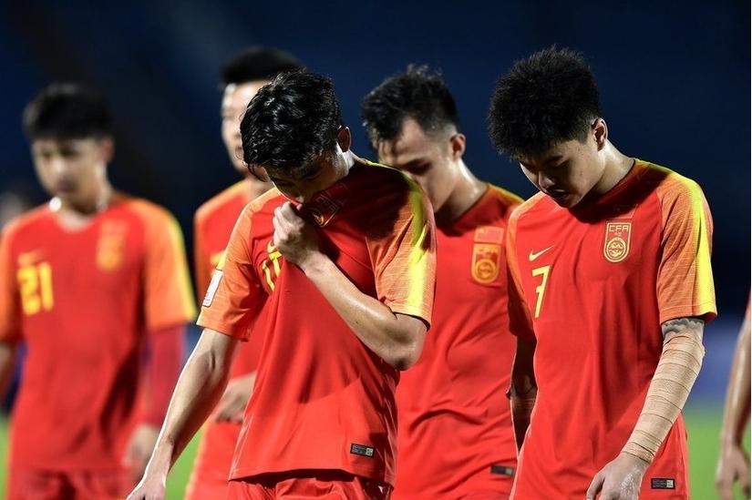 Tuyển Trung Quốc bất ngờ xin rút lui ở giải châu Á