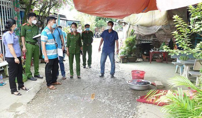 Vụ truy sát hành xóm ở An Giang, thêm 1 nạn nhân tử vong
