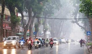 Tin thời tiết 12/10: Bắc Bộ ngày hửng nắng, đêm có mưa rào và giông rải rác