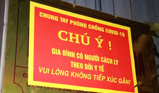 Hà Nội đề xuất treo biển trước cửa nhà người về từ TP.HCM, Đà Nẵng
