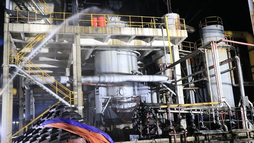 Nổ trạm khí than ở Bắc Ninh, 3 người chết 6 người bị thương