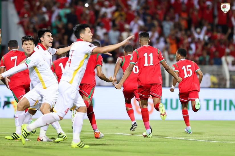 Đội tuyển Việt Nam nhận tin xấu từ FIFA