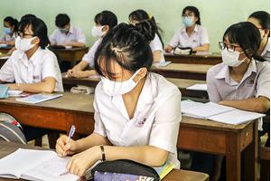 Phát hiện 16 học sinh và một giáo viên ở Quảng Nam mắc Covid-19