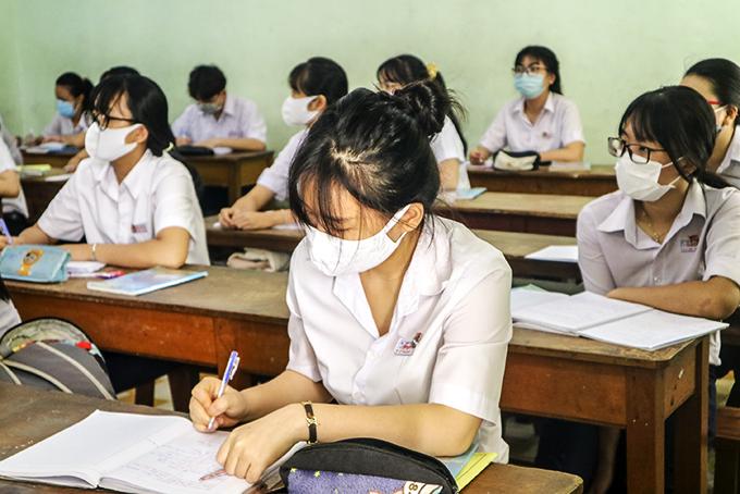Quảng Nam phát hiện chùm ca dương tính mới, hơn 340 học sinh phải dừng tới lớp