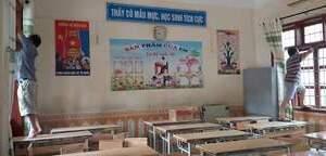 Ngành Giáo dục Quảng Trị chủ động ứng phó với bão số 8