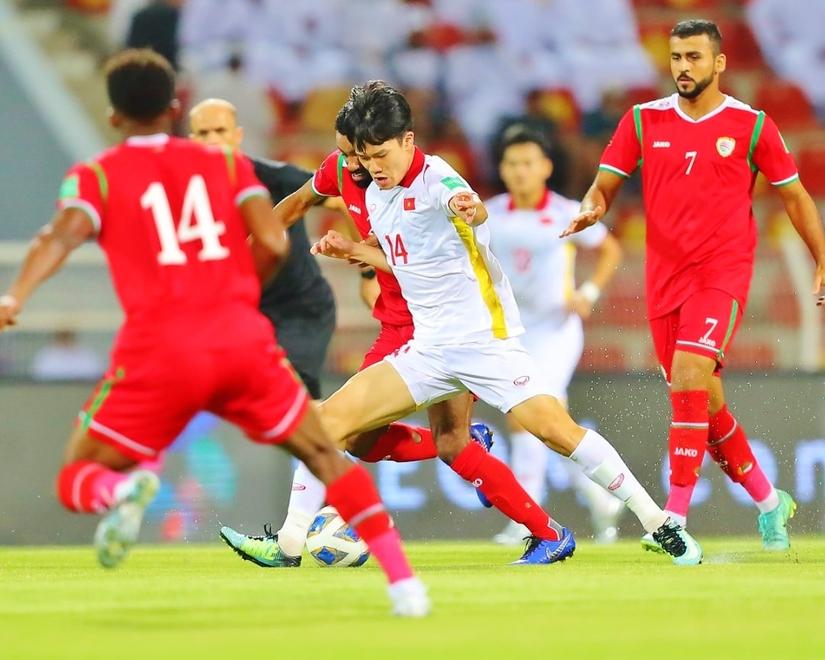 Tuyển Việt Nam đón tin vui trước trận đấu với Nhật Bản