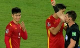 Thống kê tệ hại về Duy Mạnh ở vòng loại World Cup 2022