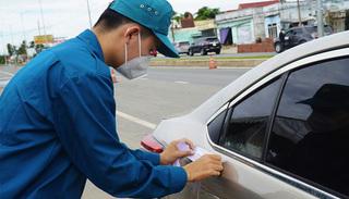Chủ tịch UBND tỉnh Bến Tre chỉ đạo dừng việc niêm phong xe ô tô