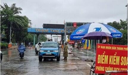 Nghệ An bỏ yêu cầu xét nghiệm đối với người dân về từ Hà Nội