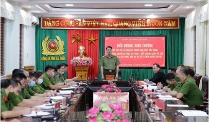 Lai Châu quyết liệt đấu tranh phòng, chống tội phạm