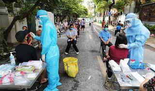 Sáng 20/10, Nghệ An ghi nhận thêm 10 ca dương tính SARS-CoV-2 mới