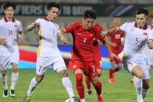 Tuyển Việt Nam chỉ còn 0,01% đứng ở vị trí thứ 2 VL World Cup 2022