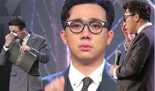 Show diễn khiến Trấn Thành khóc trên truyền hình đạt thành tích khủng sau 1 đêm