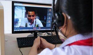 Dạy học trực tuyến ở Đồng bằng sông Cửu Long: Vừa giảng dạy vừa rút kinh nghiệm