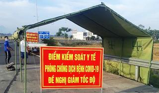 Hà Nội dừng hoạt động 22 chốt kiểm soát người ra, vào thành phố