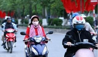 Tin thời tiết 21/10: Không khí lạnh tràn vào, Bắc Bộ chuyển rét