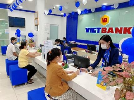 Lợi nhuận Quý 3/2021 của Vietbank giảm, nợ xấu tăng mạnh so với cùng kỳ
