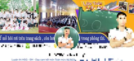 Tràn lan các lớp học online tự phát: Giáo viên tự xưng, thu nhập tiền tỷ