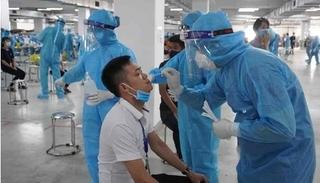 Thanh Hóa phát hiện 2 công nhân ở huyện Thọ Xuân dương tính Covid-19