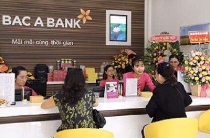 Tổng tài sản Bac A Bank giảm hơn 5.841 tỷ, lãi ròng tăng 21,2% so với đầu năm