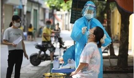 Nam Định ghi nhận thêm 21 ca dương tính Covid-19 tại 3 huyện