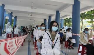 Học sinh ở Đà Nẵng sẽ tiêm vắc xin và trở lại trường học ngày 8/11