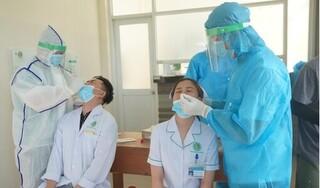 Hà Nội phát hiện 2 ca Covid-19 trong cộng đồng, là nhân viên y tế Bệnh viện 108 và vợ
