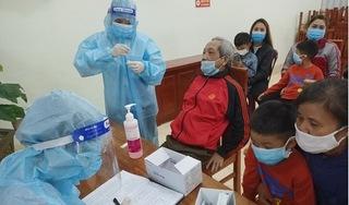 Gần 1500 giáo viên ở Phú Thọ tình nguyện tham gia lấy mẫu xét nghiệm Covid-19