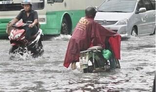 Tin thời tiết ngày 24/10: Miền Trung mưa lớn, nguy cơ xảy ra sạt lở đất