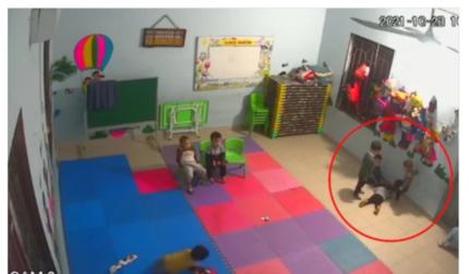 Vụ bé gái 2 tuổi bị bạn đánh dã man trong lớp: Tạm đình chỉ cơ sở trông giữ trẻ