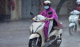 Tin thời tiết 25/10: Bắc Bộ chuyển rét, Nam Bộ  có mưa rào và dông