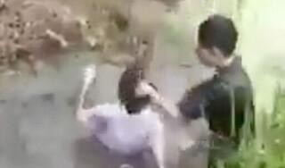 Đã xác định được thiếu niên đánh đập, dìm nữ sinh lớp 9 dã man dưới nước