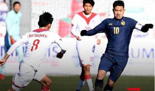 Hòa nhạt nhòa Mông Cổ, HLV U23 Thái Lan nói gì?