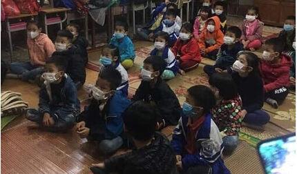 Trường học ở Nam Định đối diện với ổ dịch Covid-19 phức tạp