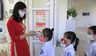 Học sinh mầm non, tiểu học tại TP Nam Định tạm dừng đến trường từ ngày 27/10