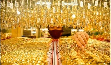 Giá vàng hôm nay 27/10: Vàng SJC đã vượt ngưỡng 58,5 triệu đồng.