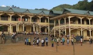 Quảng Nam: 159 học sinh tại một trường học test nhanh dương tính SARS-CoV-2