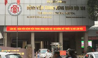 Hà Nội phát hiện 2 nhân viên Bệnh viện 108 dương tính SARS-CoV-2