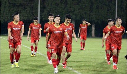 U23 Việt Nam thắng vất vả Đài Bắc Trung Hoa ở giải châu Á