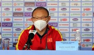 HLV Park Hang Seo thất vọng với cách chơi của U23 Việt Nam